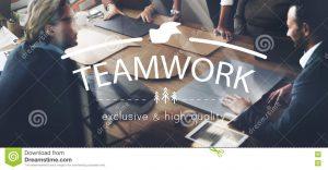 Teamwork bild